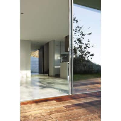 35 in. x 59 in. Thin Privacy Window Film