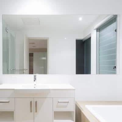 Large 40 60 In Wall Mirrors, Large Wall Mirrors For Bathroom