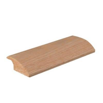 Solid Hardwood Karan 0.38 in. T x 2 in. W x 78 in. L Reducer