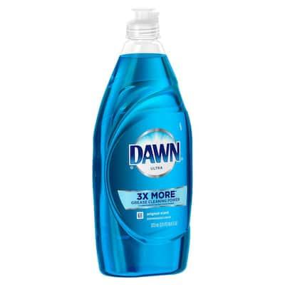 Ultra 19.4 oz. Original Scent Dishwashing Liquid