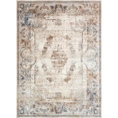 Chateau Lincoln Beige 9' 0 x 12' 0 Area Rug
