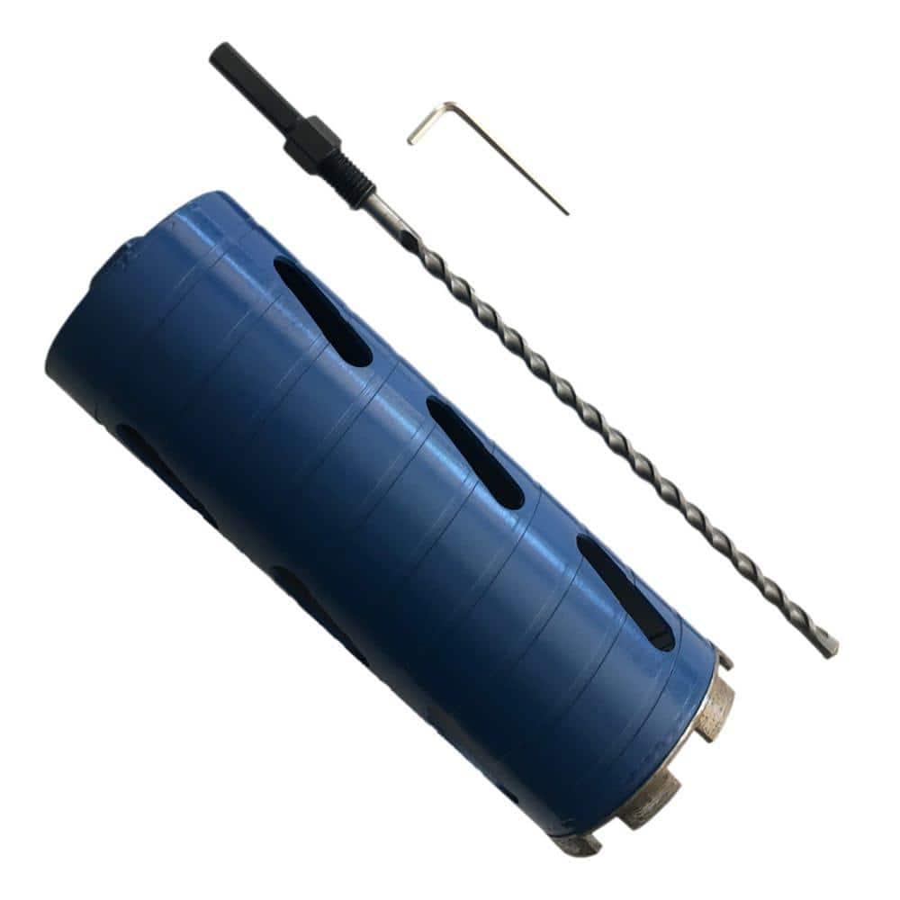 Details about  /14mm Sintered Diamond Core Drill Bits Hole Saws for Brick Concrete Masonry 3pcs
