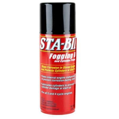 Fogging Oil for 2 and 4-Cycle Engines