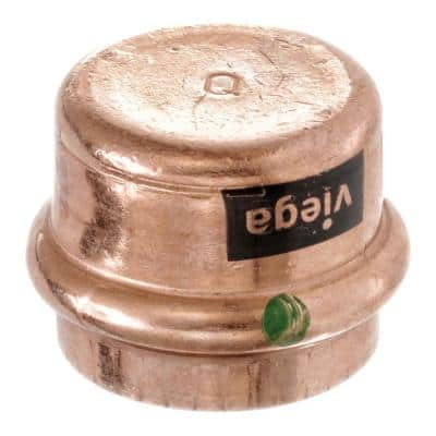 ProPress 1/2 in. Press x 1/2 in. FPT Zero-Lead Bronze Adapter Fitting