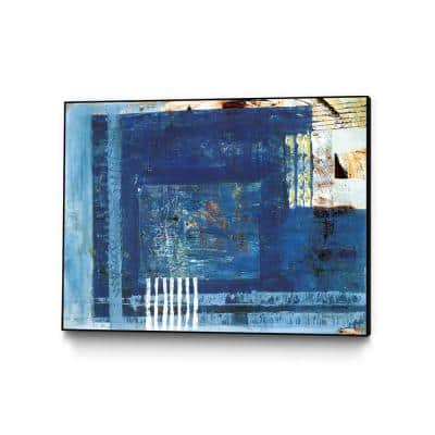 """36 in. x 24 in. """"Douceur"""" by Jacques Clement Framed Wall Art"""