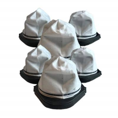 Dust Cup Filters Replacement for Shark SV736, SV748, SV738 & SV780, Compatible with Part XSB726N & XF769 (6-Pack)