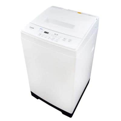 1.60 cu. ft. 11 lbs. Capacity White Top Load Washing Machine Portable Compact Washer