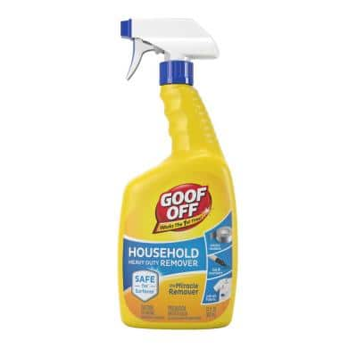 22 oz. Heavy Duty Spot Remover and Degreaser