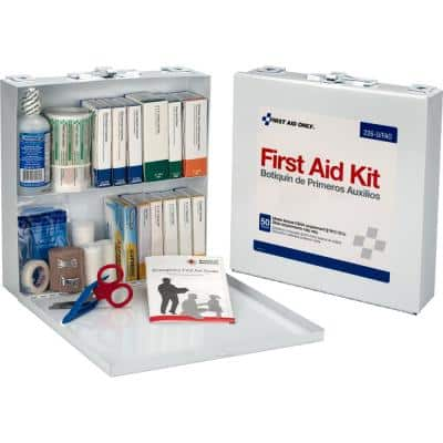 Worksite First Aid Kit (196-Piece)