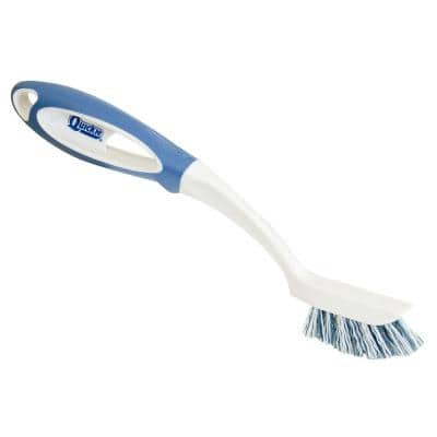 HomePro Tile and Grout Scrub Brush with Microban