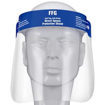 Full Face Shield (25-Pack)