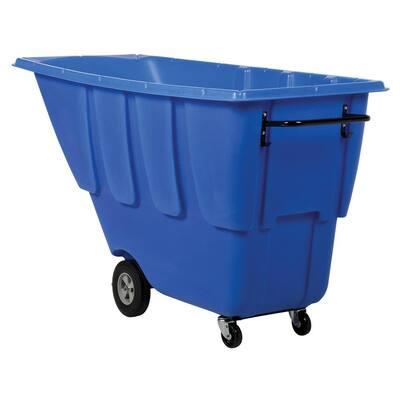 1 cu. yds. Light Duty Tilt Truck - Blue