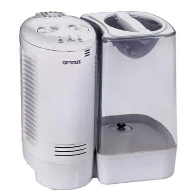 3.0 gal. Warm Mist Humidifier with Wicking Vapor System