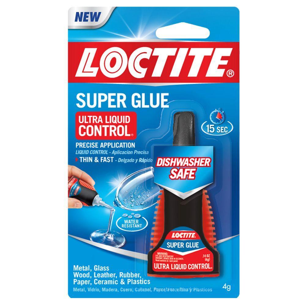 Ultra Liquid Control 4g Super Glue (6-Pack)