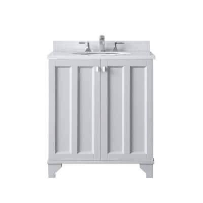 "Home Decorators Collection Partridge 30"" W x 22"" D Bath Vanity"