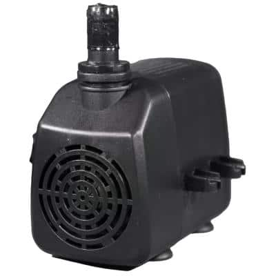 Submersible Water Pump Replacement for Evaporative Cooler Models: MC37V, MC37M, MC37A, MFC3600
