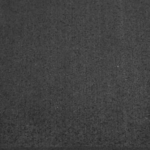 Elephant Bark Black 3/16 in. T x 48 in. W x 300 in. L Rubber Flooring (100 sq. ft.)
