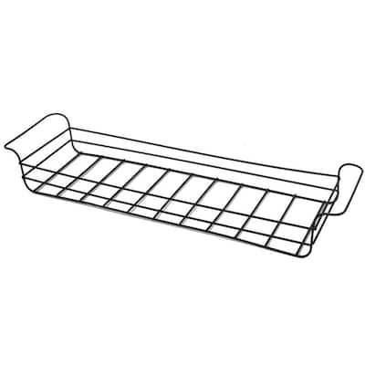 Black A-La-Cart Wire Basket