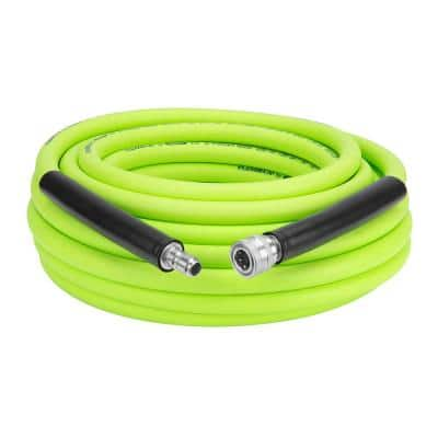 3/8 in. x 50 ft. 4200 PSI Pressure Washer Hose with Quick-Connect Fittings