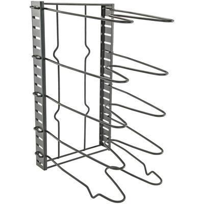 Black Standing Pot Rack