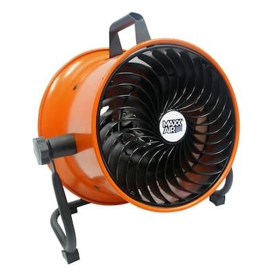 10 in. Mini Turbo Floor Fan