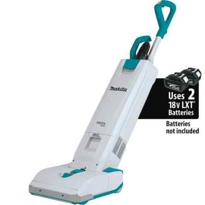 18-Volt X2 LXT Lithium-Ion (36V) Brushless Cordless 1.3 Gal. HEPA Filter Upright Vacuum (Tool-Only)