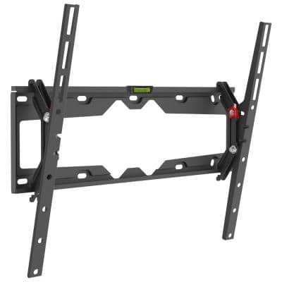 Barkan 19 in. to 65 in. Tilt Flat / Curved Panel TV Wall Mount. Screens up to 110 lbs.