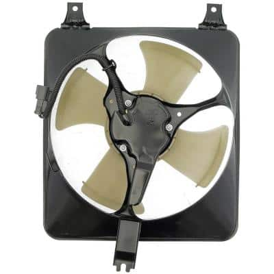 Condenser Fan Assembly Without Controller