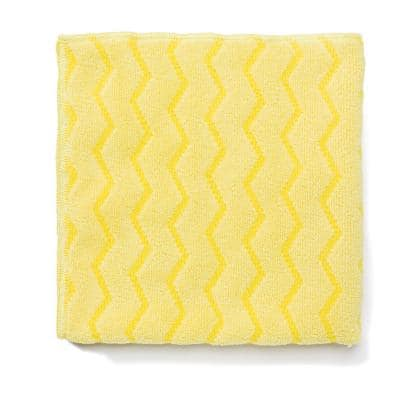 HYGEN 16 in. Microfiber Bathroom Cloth (Case of 12)