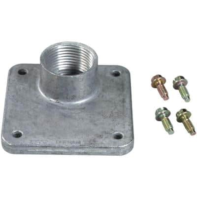 1 in. Hub for Devices with A Openings