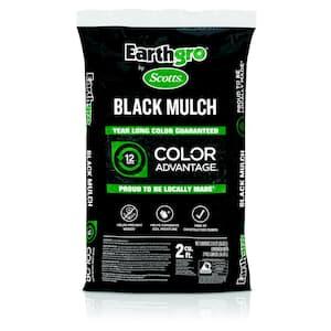 2 cu. ft. Black Mulch