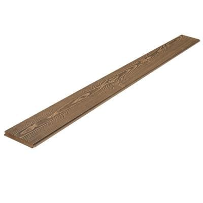 1 in. x 6 in. x 8 ft. Lost Trail Pine Tongue and Groove Thermally Modified Barn Wood Cladding Board (6-Pack)