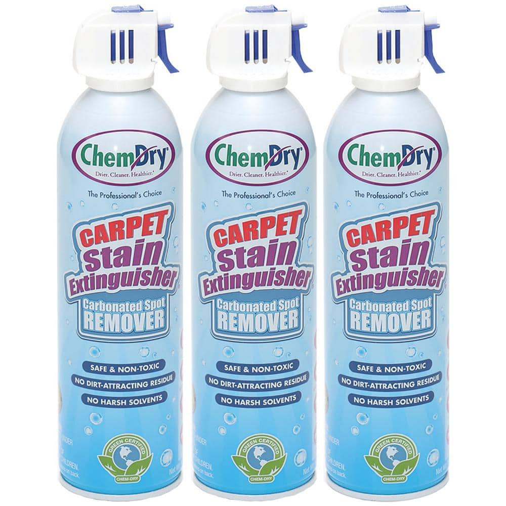 Chemdry Stain Extinguisher 3 Pack C198 3 The Home Depot