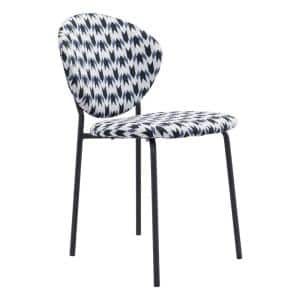Clyde Multicolor Dining Chair (Set of 2)