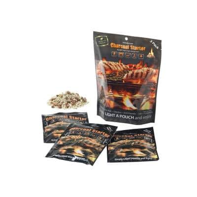 Charcoal Starter (3-Pack)