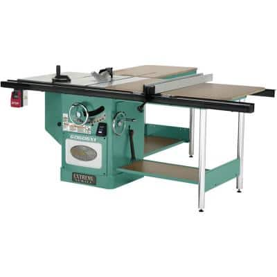 12 in. 7-1/2 HP 3-Phase Extreme Table Saw