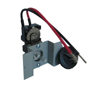 Perfectoe Series UC Black Single-Pole Integral 22 Amp Thermostat Kit
