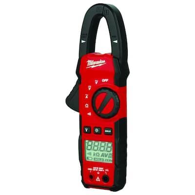 400 Amp AC Digital Clamp Meter