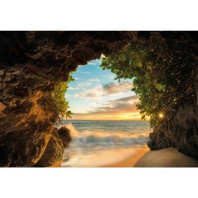 Hide Out Beach and Nautical Wall Mural