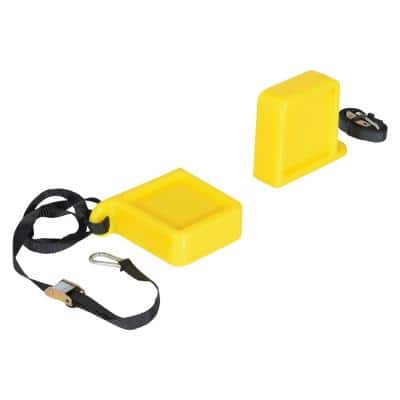 Yellow Fork Tip Protector Thick