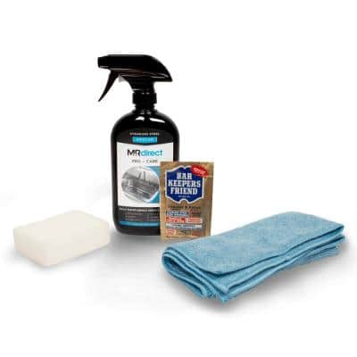 Pro Care Stainless Steel Cleaning Kit