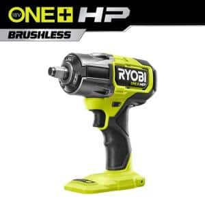 ONE+ HP 18V Brushless Cordless 4-Mode 1/2 in. Impact Wrench (Tool Only)