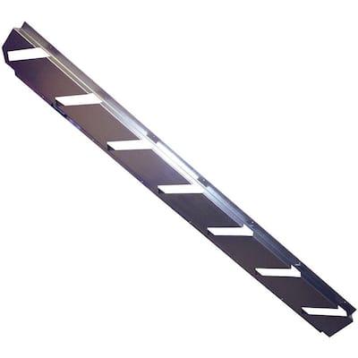 Cellar Door Stair Stringer Size B 8.9 x 79.5 x 2.09 Galvanized Steel Stair Stringer 7 Tread