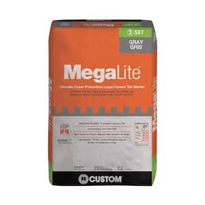 MegaLite 30 lb. Gray Crack Prevention Mortar
