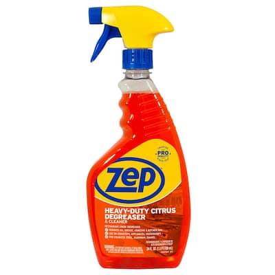 24 oz. Heavy-Duty Citrus Degreaser