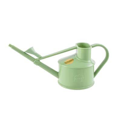 English Garden Handy 1-Pint Sage Plastic Watering Can
