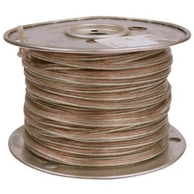 25 ft. 14/2 Clear Stranded CU CL3R Speaker Wire