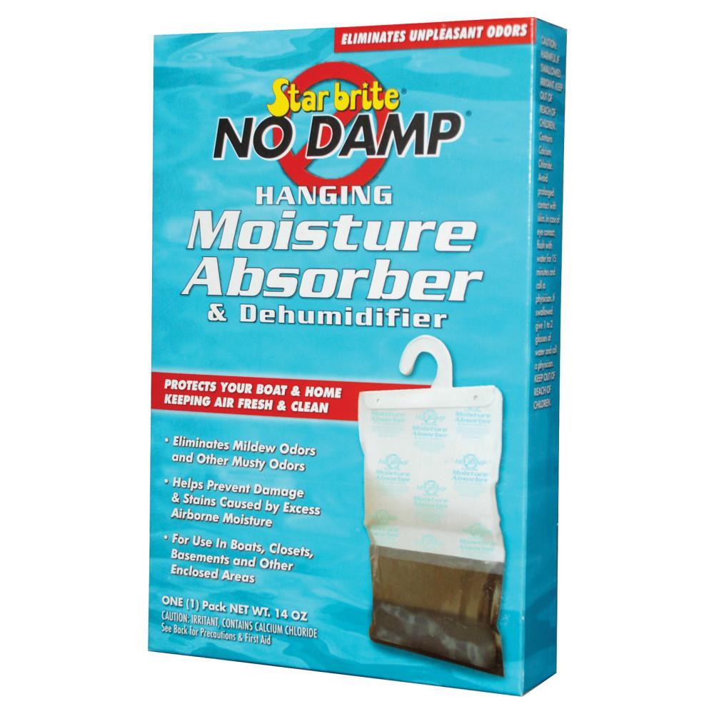 No Damp Hanging Moisture Bag - 16 oz., Pack of 25