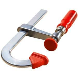 LMU Series 4 in. Capacity Light Duty Clamp with 2 in. Throat Depth
