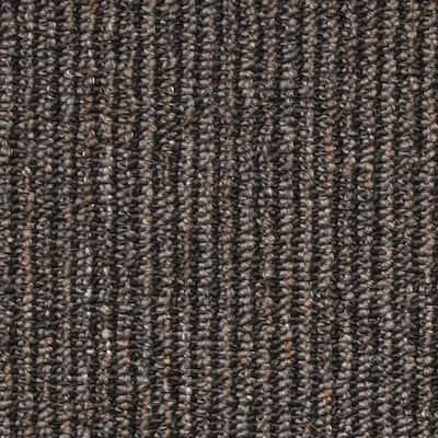 Strategic Fit Tungsten Loop 19.7 in. x 19.7 in. Carpet Tile (20 Tiles/Case)